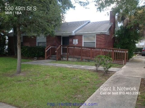 530 49th St S, Saint Petersburg, FL 33707