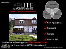 269 N Bishop Ave, Clifton Heights, PA 19018