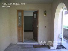 1312 San Miguel Ave, San Diego, CA 91977