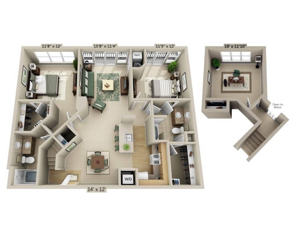 Sullivan place alexandria apartment details comments for 5575 vincent gate terrace