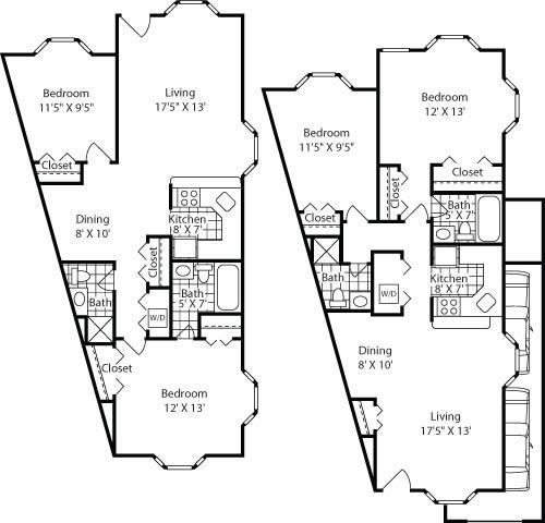 Talleyrand, TARRYTOWN. Apartment Details, Comments And Reviews
