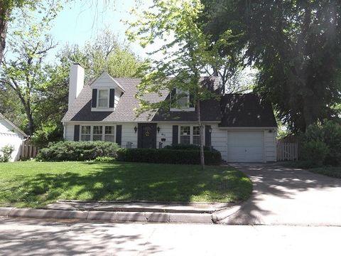 411 W 20th Ave, Hutchinson, KS 67502
