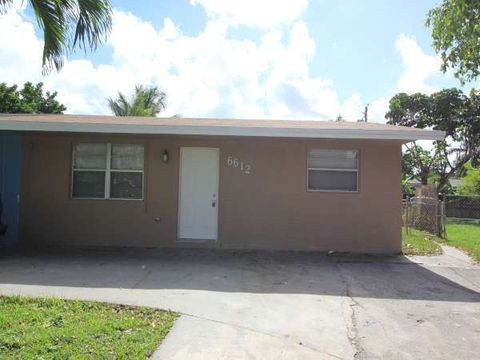 6612 Sw 19th Ct, North Lauderdale, FL 33068
