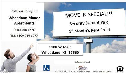 1108 W Main St, Ness City, KS 67560