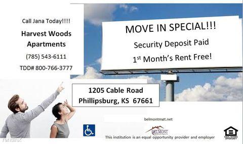 1208 Cable Rd, Phillipsburg, KS 67661