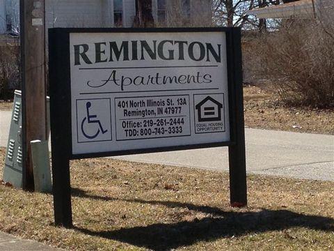 401 N Illinois St Apt A13, Remington, IN 47977