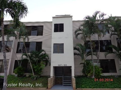 Apartments For Rent In Manoa Oahu