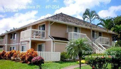94 106 Manawa Pl, Waipahu, HI 96797