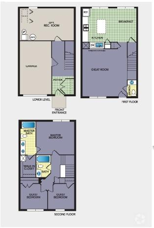 floor plans for home for rent 7466 stephen dr harrisburg pa 17111 11723
