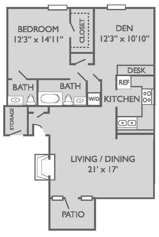 Apartments Near Lockheed Martin Fort Worth Texas