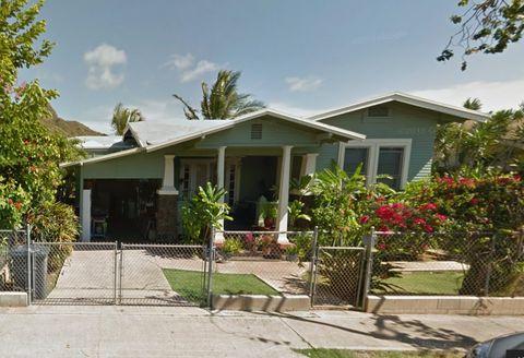 3017 Hinano St, Honolulu, HI 96815