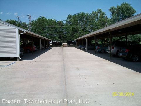 1500 E 6th St, Pratt, KS 67124