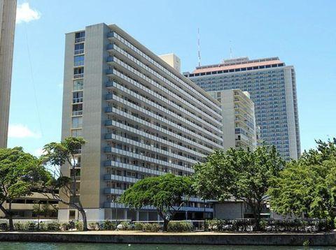 419 A Atkinson Dr Apt 1402, Honolulu, HI 96814
